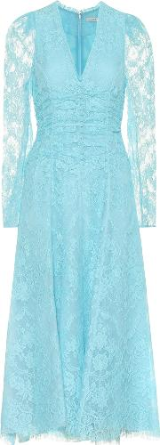 Annalee Cotton Blend Lace Dress