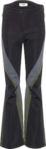 Sax Flared Ski Trousers