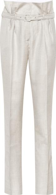 Beatrice High Rise Straight Pants