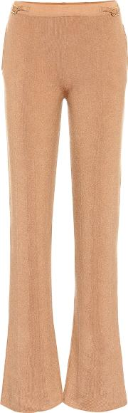 Diego Ribbed Cashmere Pants