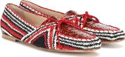 Hays Crocheted Loafers