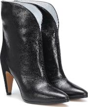 Gv3 Leather Ankle Boots