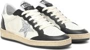 Ball Star Leather Sneakers