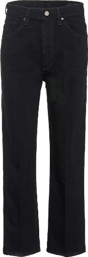 The Cropped A High Rise Jeans