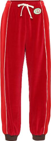 Chenille Trackpants