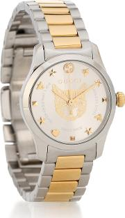 G Timeless 27mm Stainless Steel Watch