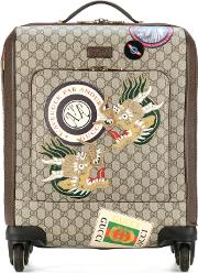 Gg Supreme Carry On Suitcase