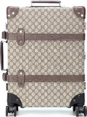 X Globe Trotter Carry On Suitcase
