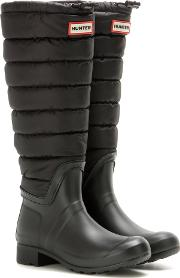 Original Tall Quilted Leg Boots