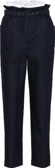 Paperbag High Waisted Jeans