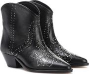 Dollan Leather Boots