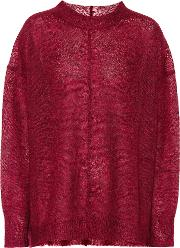 Chestery Mohair And Wool Blend Sweater