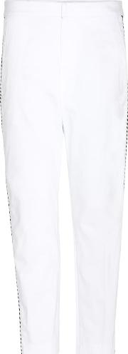 Holm Cotton Blend Trousers