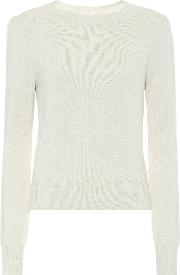 Kleely Cotton And Wool Sweater