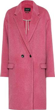 Filipo Wool And Cashmere Blend Coat