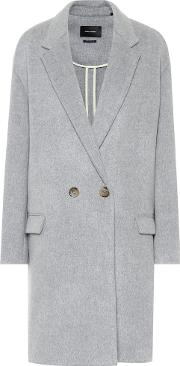 Filipo Wool And Cashmere Coat