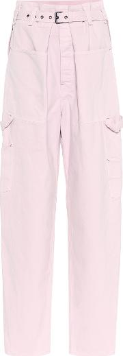 Inny High Rise Wide Leg Jeans