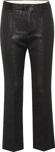 Mateo Cropped Trousers