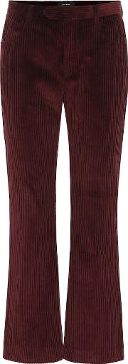 Mereo High Rise Flared Pants