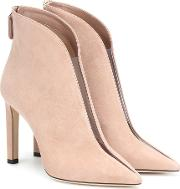 Bowie 100 Suede Ankle Boots