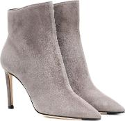 Helaine 85 Suede Ankle Boots