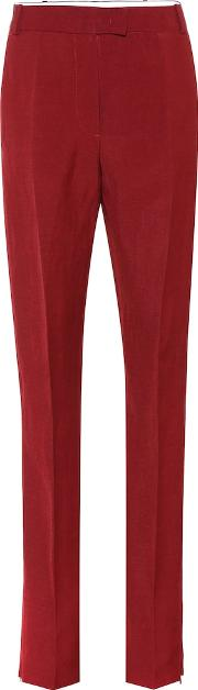 Reeve Linen Blend Trousers