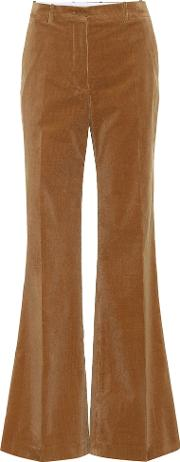 Rone Flared Corduroy Pants