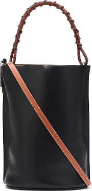 Gate Leather Bucket Bag