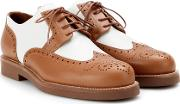 Affin Breeze Leather Brogues