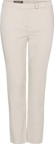 Giles Stretch Cotton Trousers