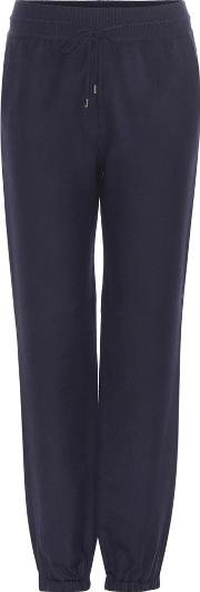 Merano Cashmere And Silk Trousers