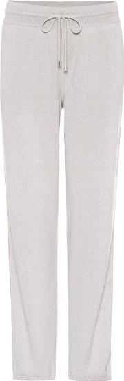 Merano Knitted Cashmere Trousers