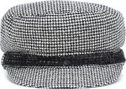 New Abby Houndstooth Hat