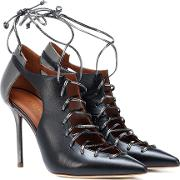 Exclusive To Mytheresa.com Montana 100 Leather Ankle Boots