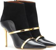 Madison 100 Suede Ankle Boots