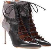 Montana 100 Leather Ankle Boots