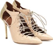 Montana 100 Snakeskin Ankle Boots