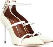 Robyn 100 Leather Pumps
