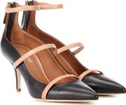 Robyn 70 Leather Pumps