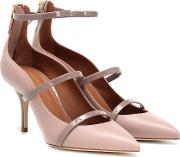 Robyn Leather Pumps