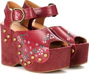 Dawn Wedge Sandals