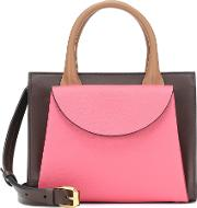 Law Small Leather Tote