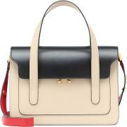Trunk Leather Tote