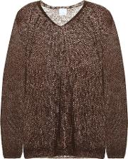 Alea Mohair And Wool Blend Sweater