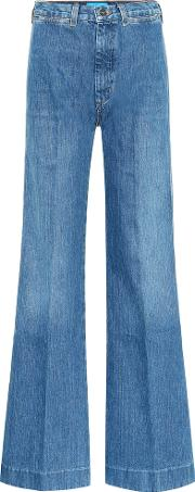 Bay High Rise Flared Jeans