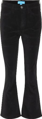 Marty High Rise Flared Jeans