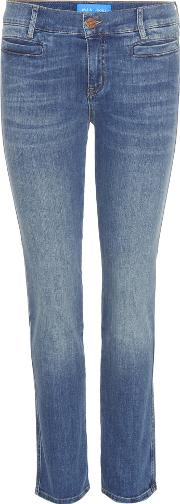 Paris Cropped Jeans