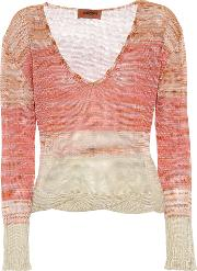 Linen And Cashmere Blend Sweater