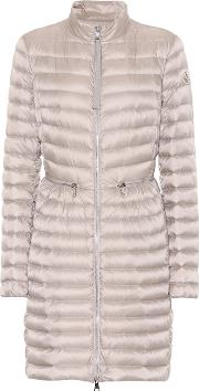 Agatelon Quilted Down Coat