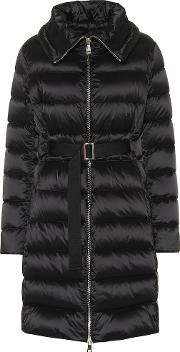 Bergeronette Quilted Down Coat